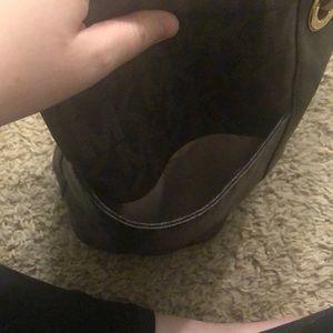 Michael Kors Bags - Michael kors Brown Logo tote purse